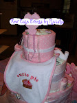 I MAKE DIAPER CAKES