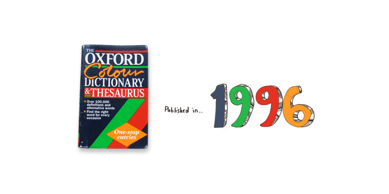 Oxford thesaurus
