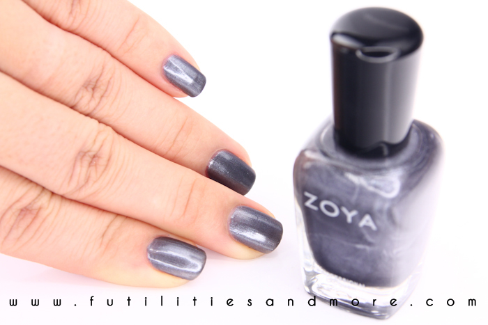 Zoya nail polish: Freja - Futilities And More