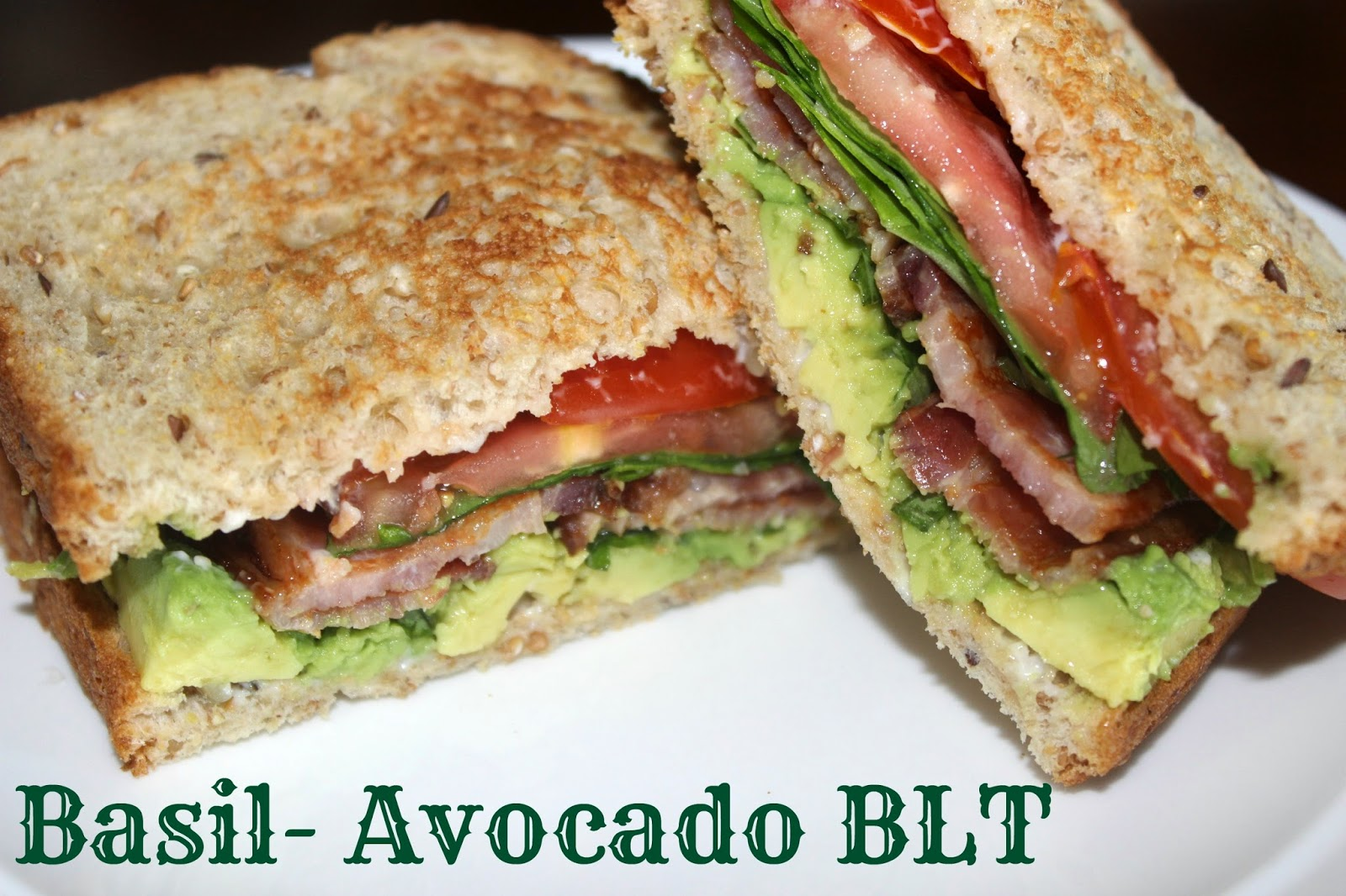 simply made with love: {eMeals Recipe} Basil- Avocado BLT