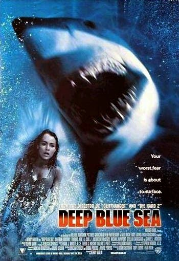 Deep Blue Sea (1999) BluRay 720p