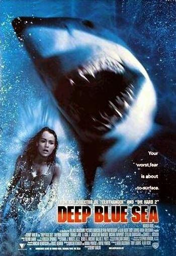 Deep Blue Sea (1999) BluRay 720p