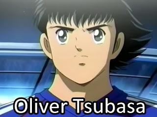óliver Tsubasa futebol japonês