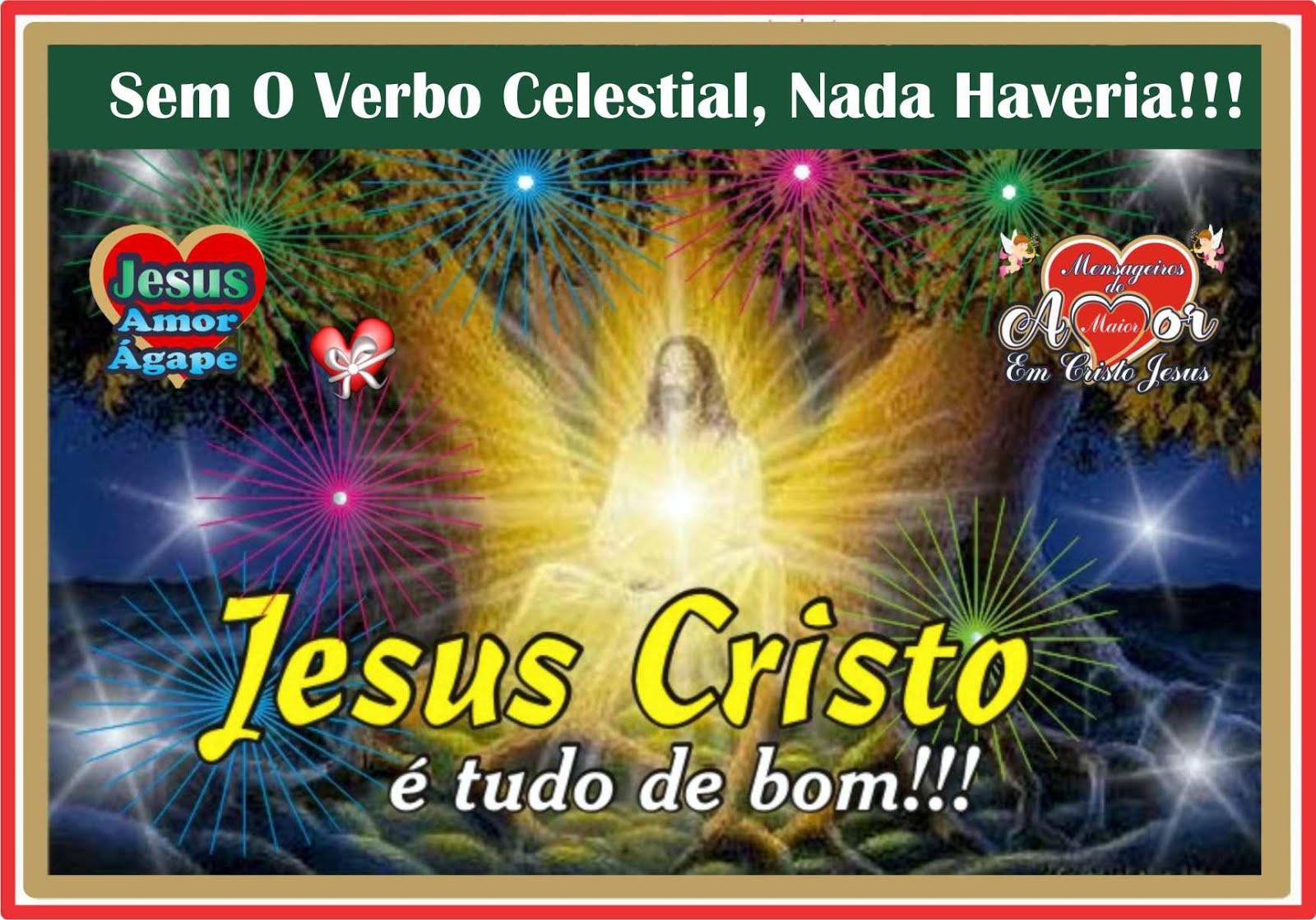 * Sem Jesus Nada Existiria  *