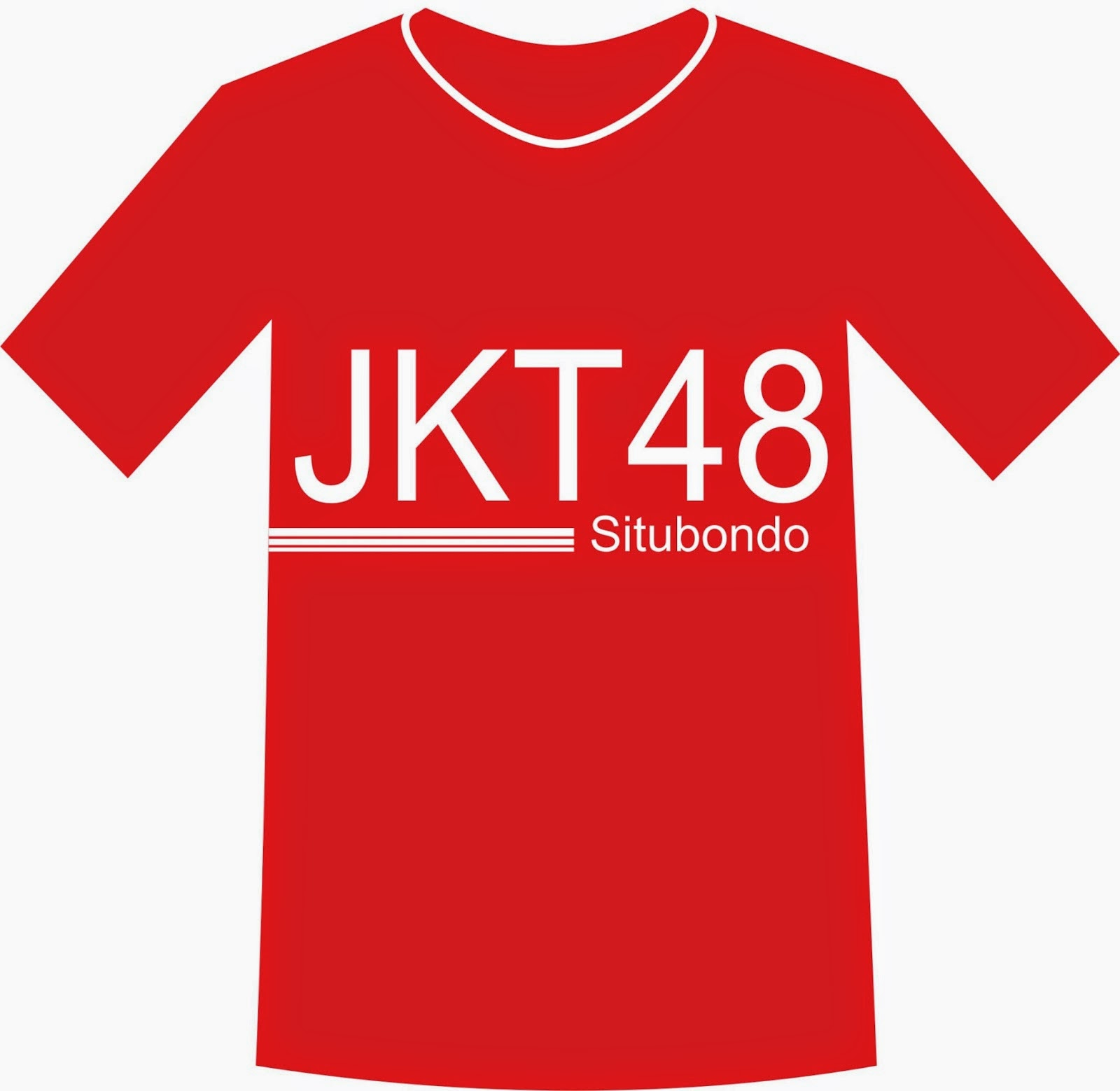 model baju jkt48