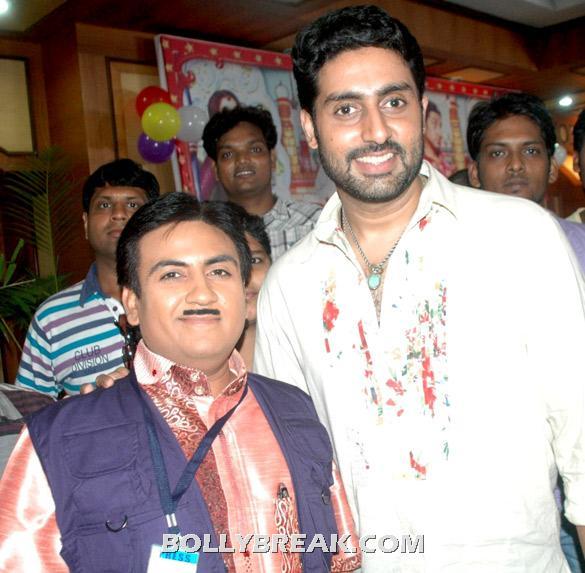 Dilip Joshi, Abhishek Bachchan - (12) -  Asin, Prachi Desai Bol Bachchan Stills