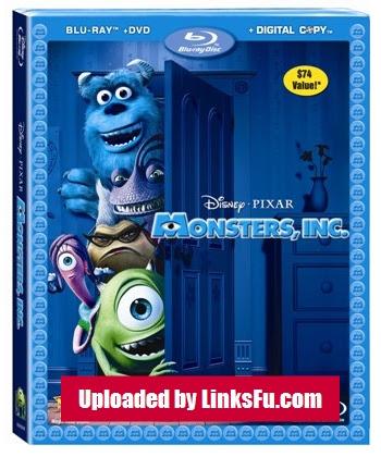 Monsters Inc. 2001 m720p BluRay