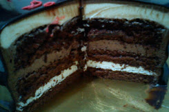 Indulgence cake