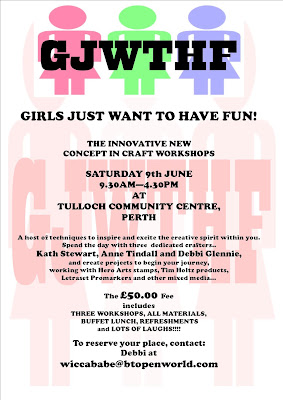 GJWTHF - Perth - 9th June