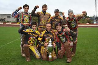 Newport Wasps KO Cup Champions 2011