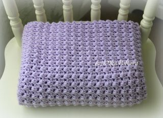 Easy To Make Baby Blanket, $2.65