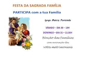Bênção das Famílias