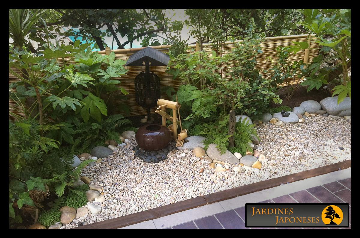 Jardines japoneses peque o jard n madrid - Jardin japones pequeno ...