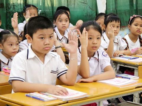 Hướng dẫn thực hiện nhiệm vụ giáo dục tiểu học