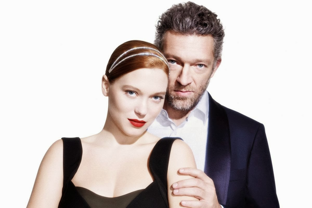 Lea Seydoux & Vincent Cassel HQ Pictures L'Express Styles  Magazine Photoshoot February 2014