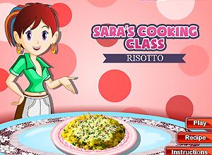 Cocina con Sara RISOTTO