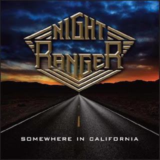 Night Ranger - 'Somewhere In California' CD Review (Frontier Records)