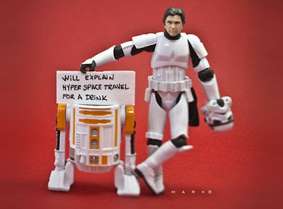 Звездные войны фото карикатуры из игрушек