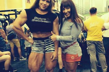 Natalia Trukhina, Wanita Kekar Bertubuh Seperti Hulk