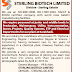 Wanted For Sterling Biotech Ltd.