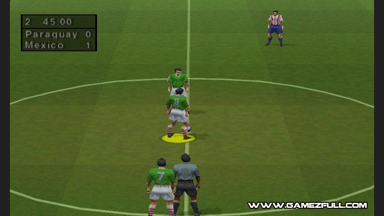 FIFA: Road to World Cup '98 Full Multilenguaje