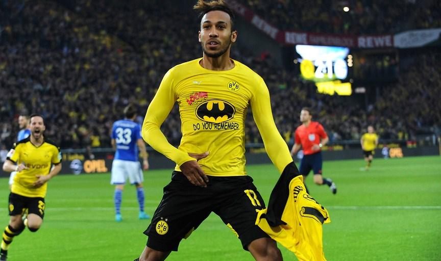 Dortmund ready to sell Pierre-Emerick Aubameyang