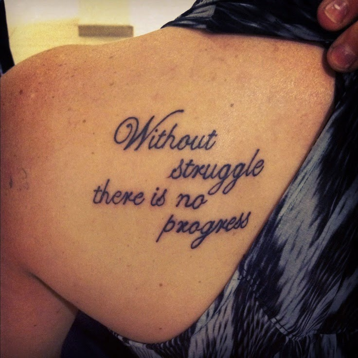 Tattoo Quotes Gallery: Meaningful Quotes Tattoos For Girls