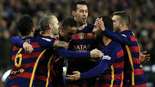 Pronostic Barcelone - Atlético Madrid : Liga