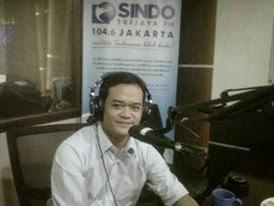 Talkshow di SindoTrijaya FM