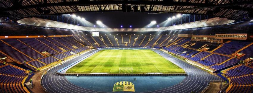 Metalist stadium euro football facebook cover