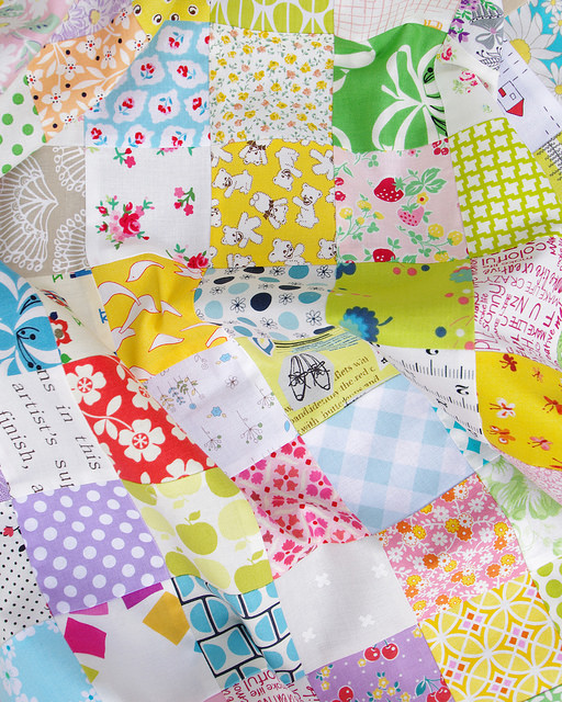 For the Love of Simple Patchwork   Red Pepper Quilts