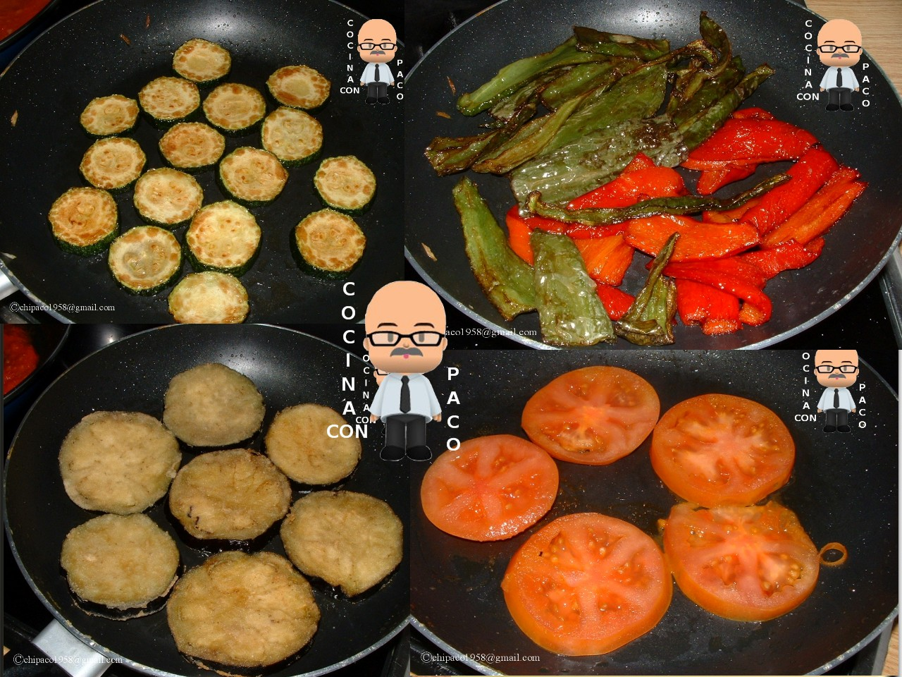 Cocina con paco tumbet mallorqu n - Cocina con paco ...