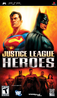 Free Download Games Justice League Heroes PPSSPP ISO Untuk KOmputer Full Version ZGASPC