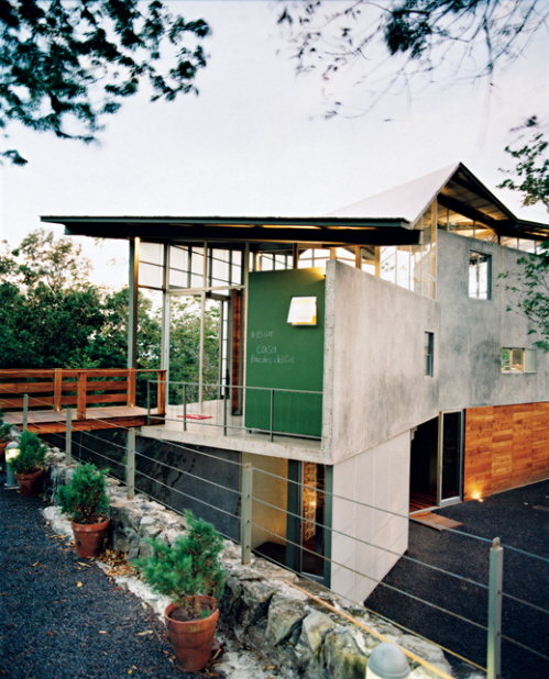 House design modern architecture in the jungle of el salvador for Home design el salvador