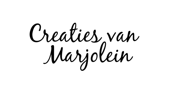 Creaties van Marjolein