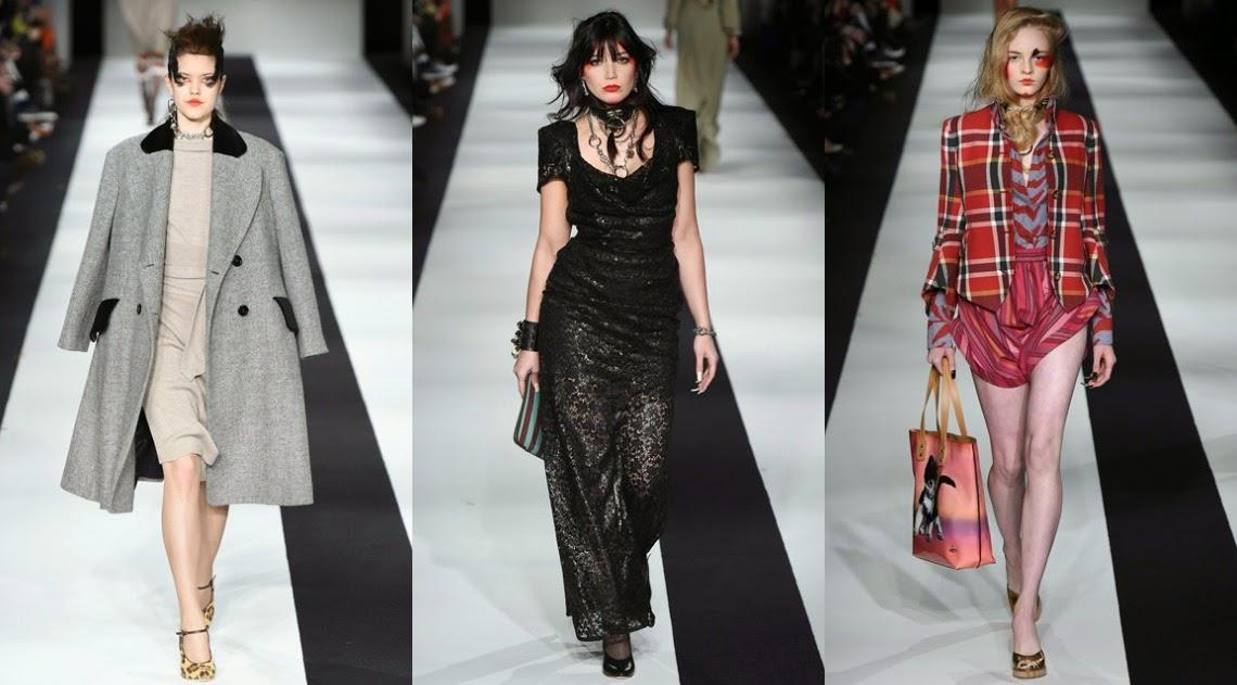 Vivienne Westwood Red Label AW15 London Fashion Week