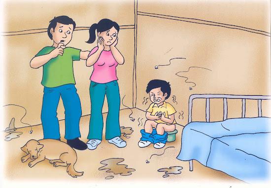 Que significa soñar con diarrea