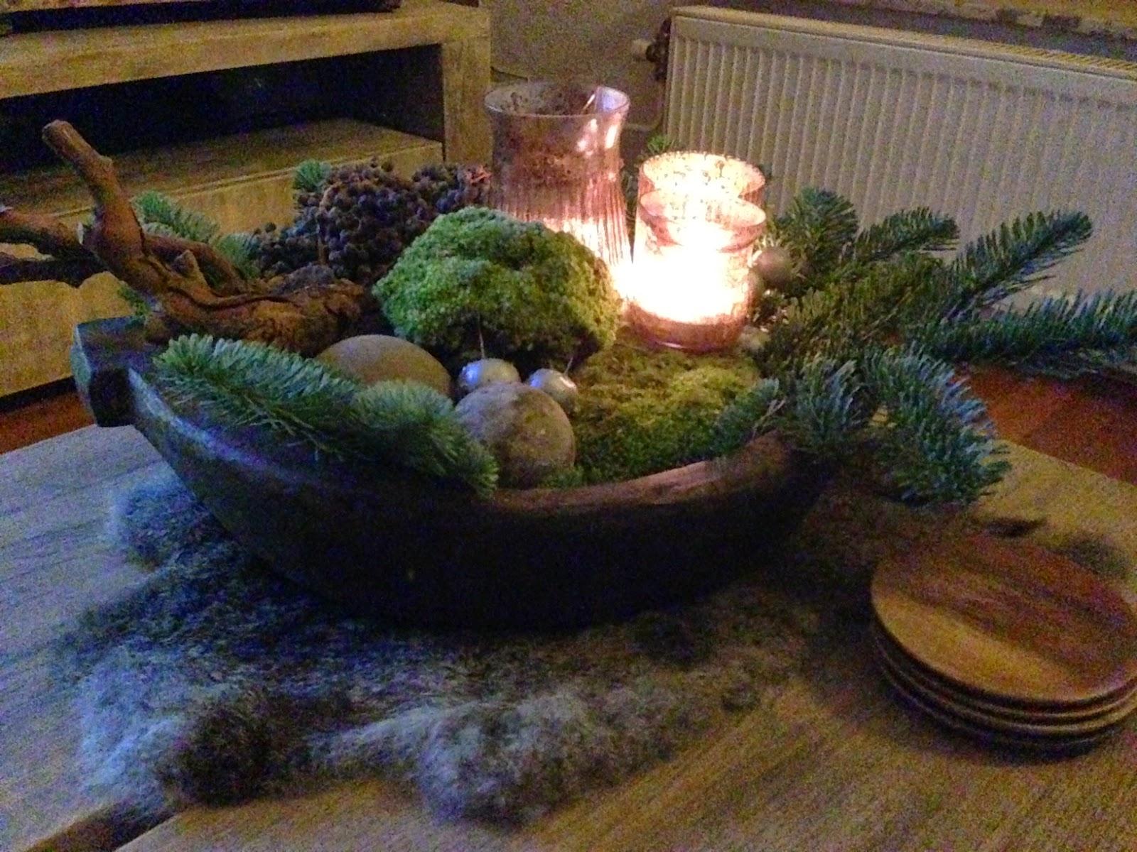 Wonen a la mar van alles wat en een beetje kerst - Wat op een salontafel ...
