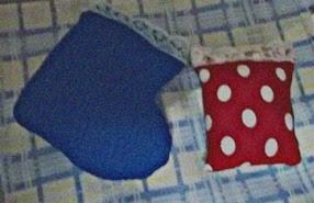 Como fazer sachês com sobras de tecidos