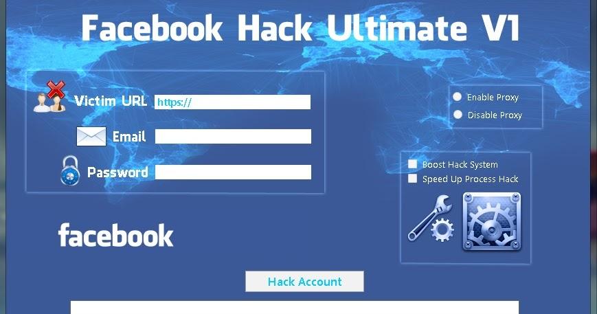 facebook hack v 6.2 exe
