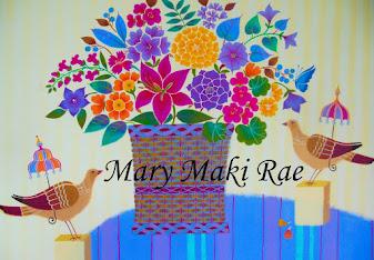 Mary Maki Rae