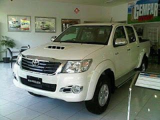 Harga Toyota Hilux