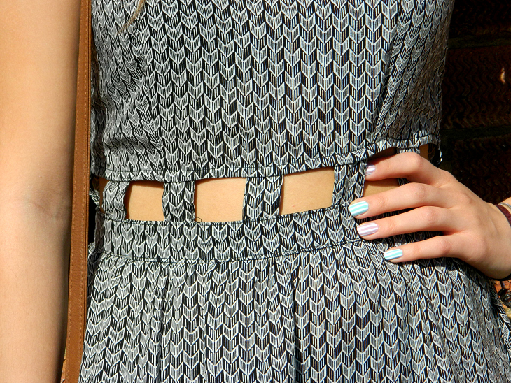 Love from Lisa blog - the cut-out dress trend