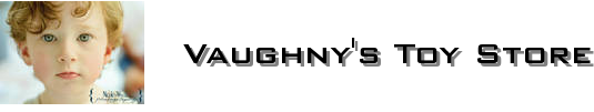 Vaughny's Toy Store