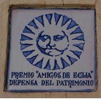 XVII PREMIOS AMIGOS DE ÉCIJA