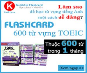 Katchup - Flashcard và giáo trình