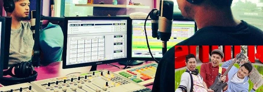 Radio 96.7 Hitz FM. Jakarta