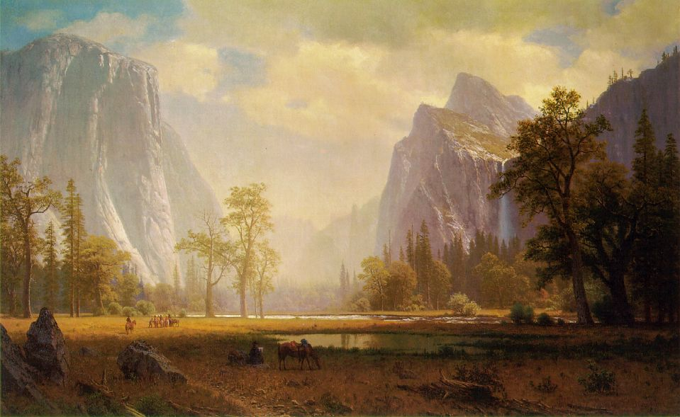 Piglit Paintings From The Romantic And Transcendentalist
