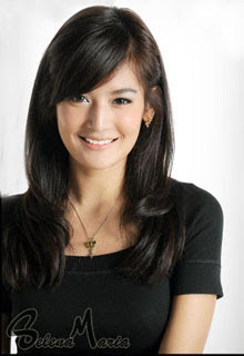miss universe Indonesia 2012