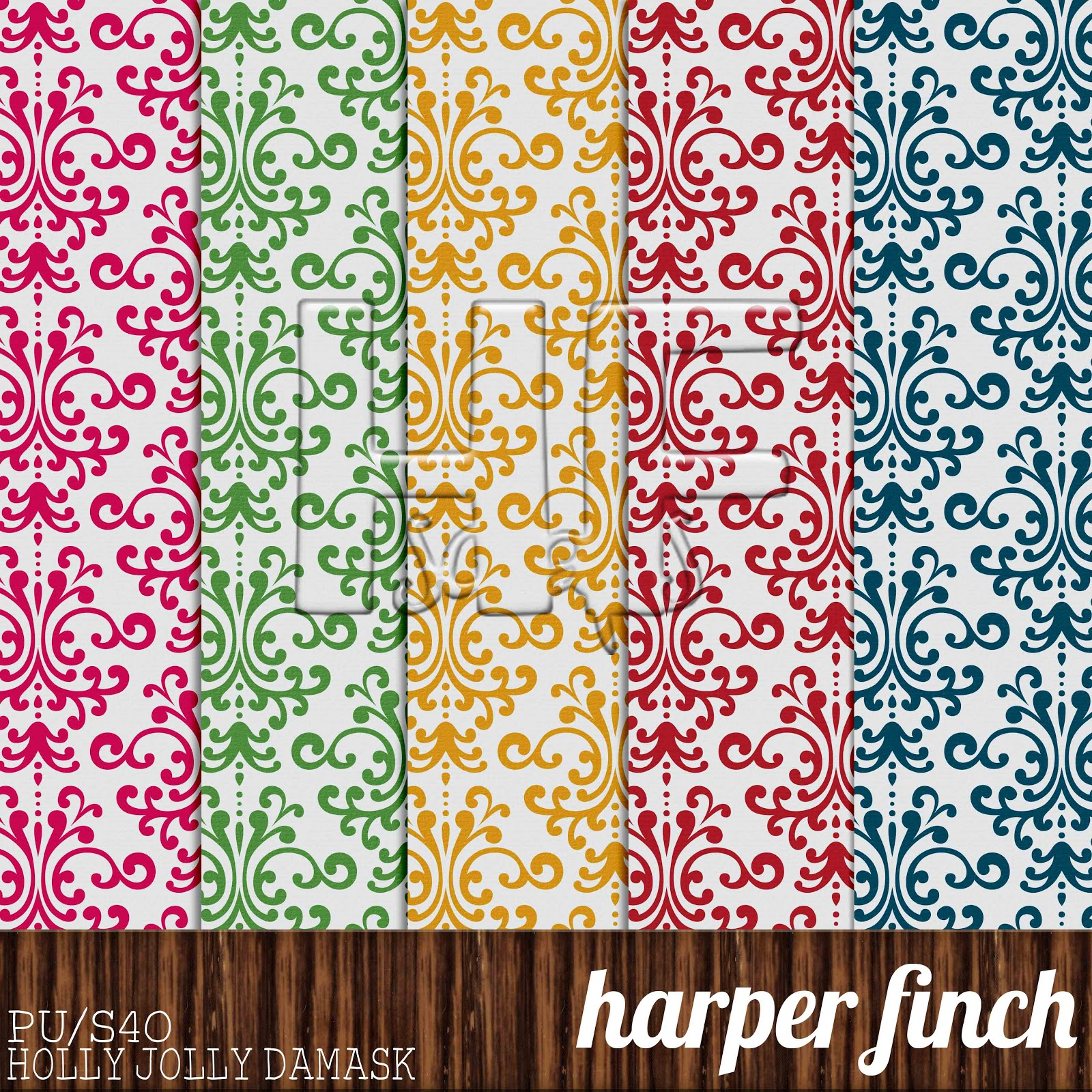Harper Finch: December 2012